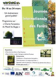 journee inter forets th